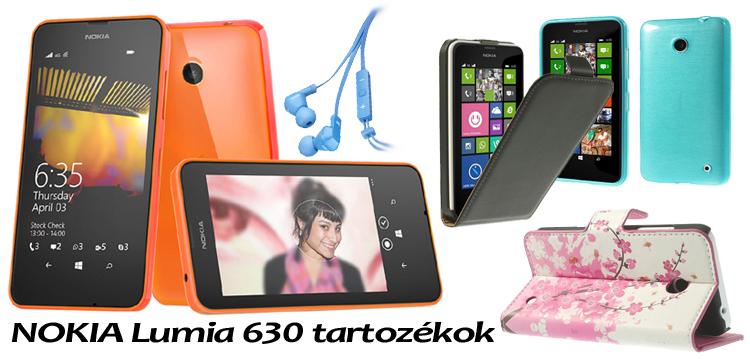 NOKIA Lumia 630 tartozékok