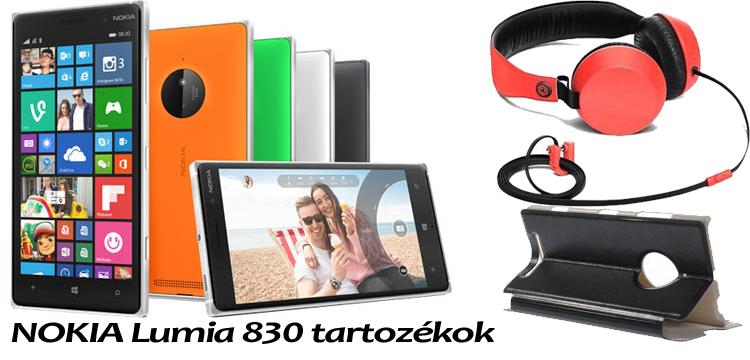 NOKIA Lumia 830 tartozékok